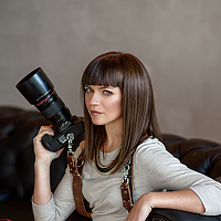 Portrait of a photographer (avatar) Анна
