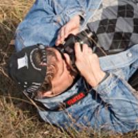 Portrait of a photographer (avatar) faizo
