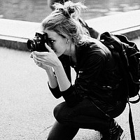 Portrait of a photographer (avatar) Janice Lisa