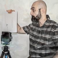 Portrait of a photographer (avatar) Giovanni Corona (John Crown)