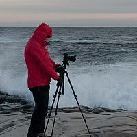 Portrait of a photographer (avatar) Daemus
