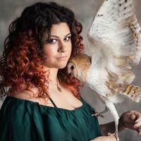Portrait of a photographer (avatar) Александра Савенкова (Aleksandra Savenkova)