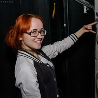 Portrait of a photographer (avatar) Вероника Куницына (Veronika Kunitsyna)