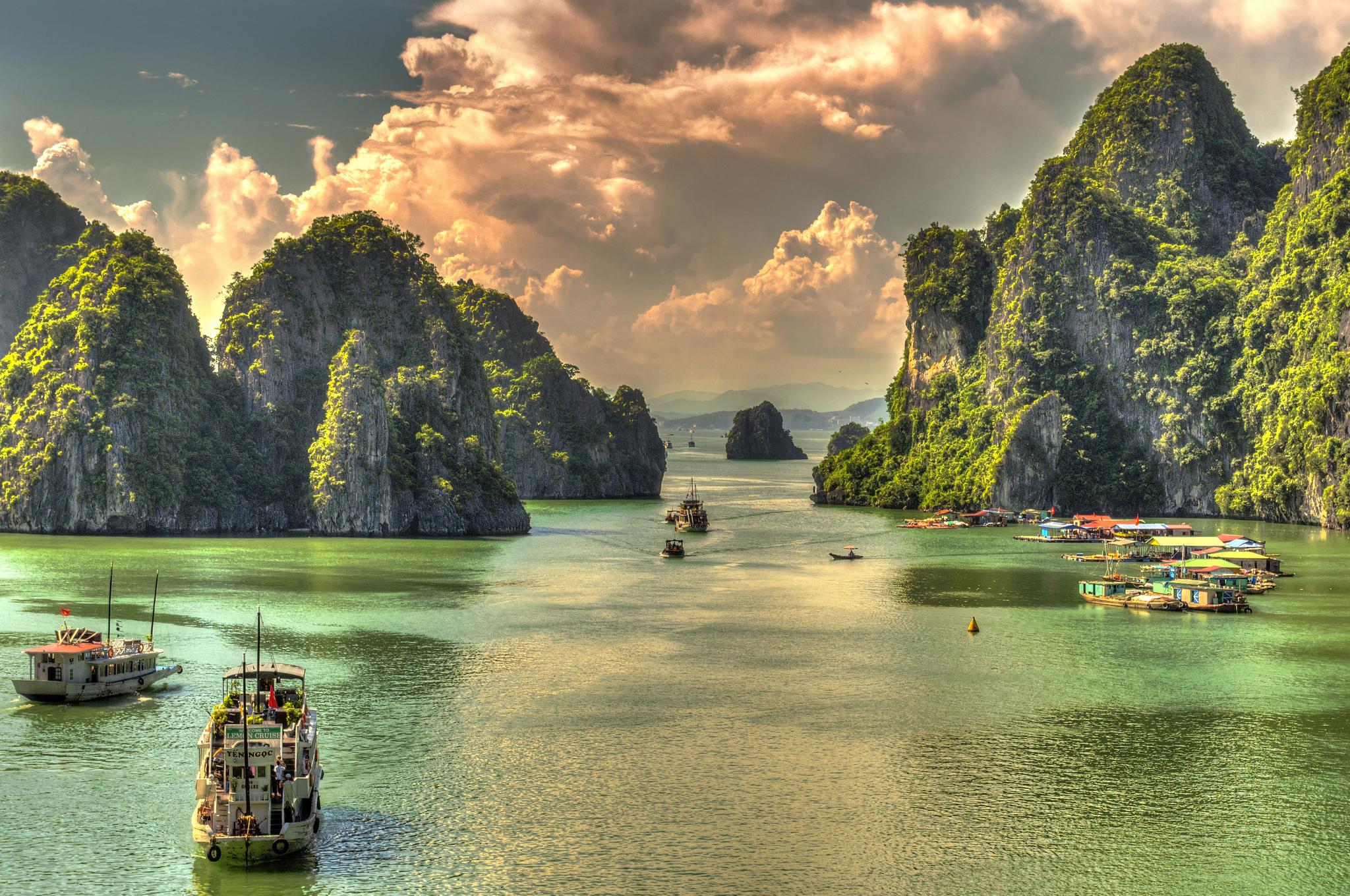 Картинки из вьетнама, задумчивость