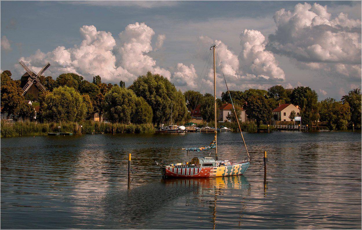 foto liubos, германия, лето ,река, werder (havel), Любовь Селиванова