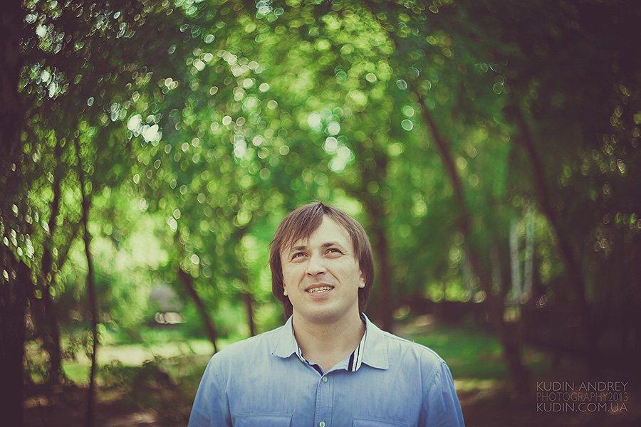 Мужской портрет, Портрет, Andrey Kudin