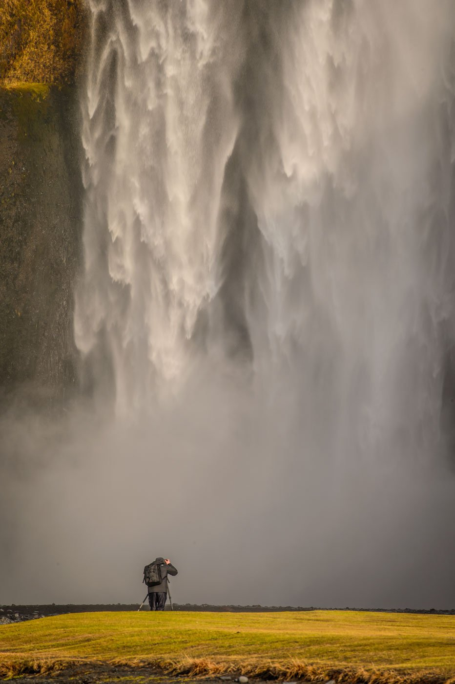 Путешествия, Исландия, остров, водопад, Анна Яценко