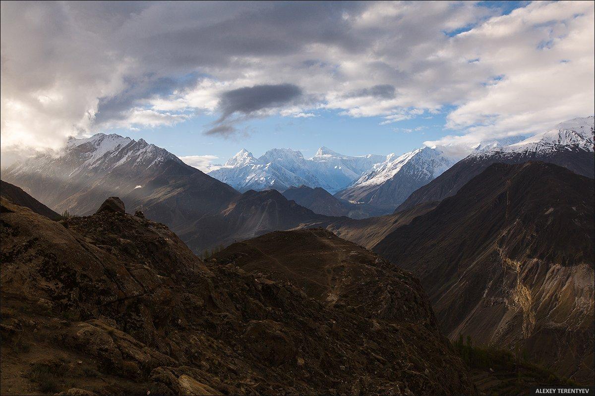 горы, Пакистан, Алексей Терентьев