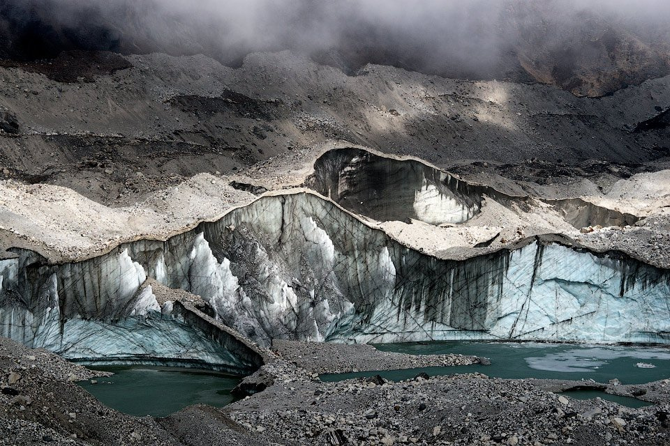 Гималаи, Ледник, Непал, Алексей Харитонов