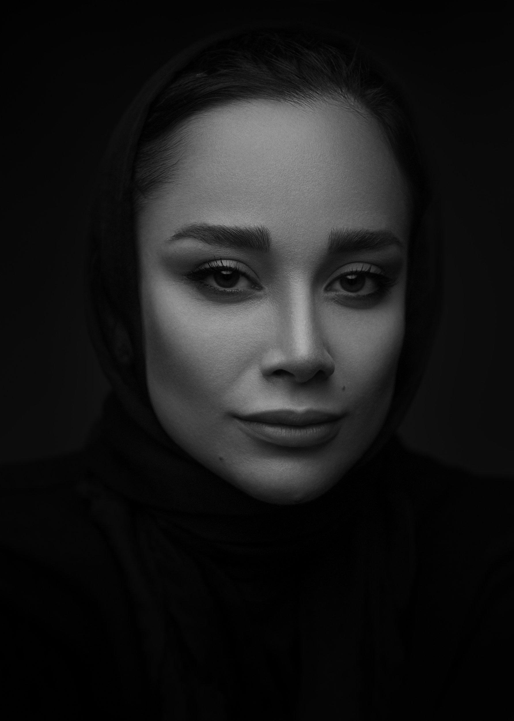 Portrait,art,artist,black&white, Amirhossein kazemi