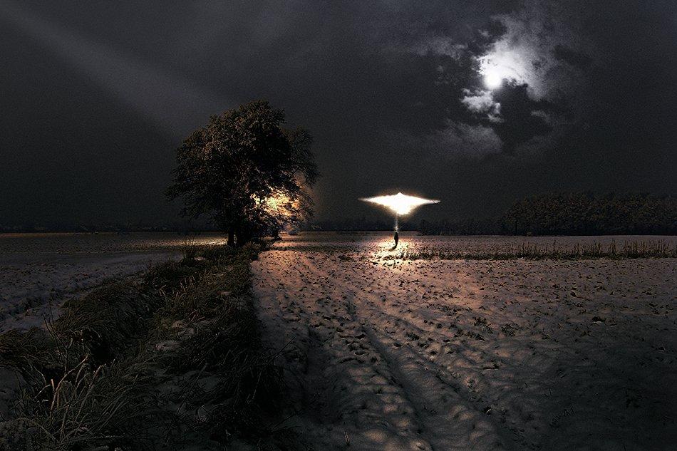 wake,mood,they,night,field,sony,light,time,alone,, Emerald Wake ©