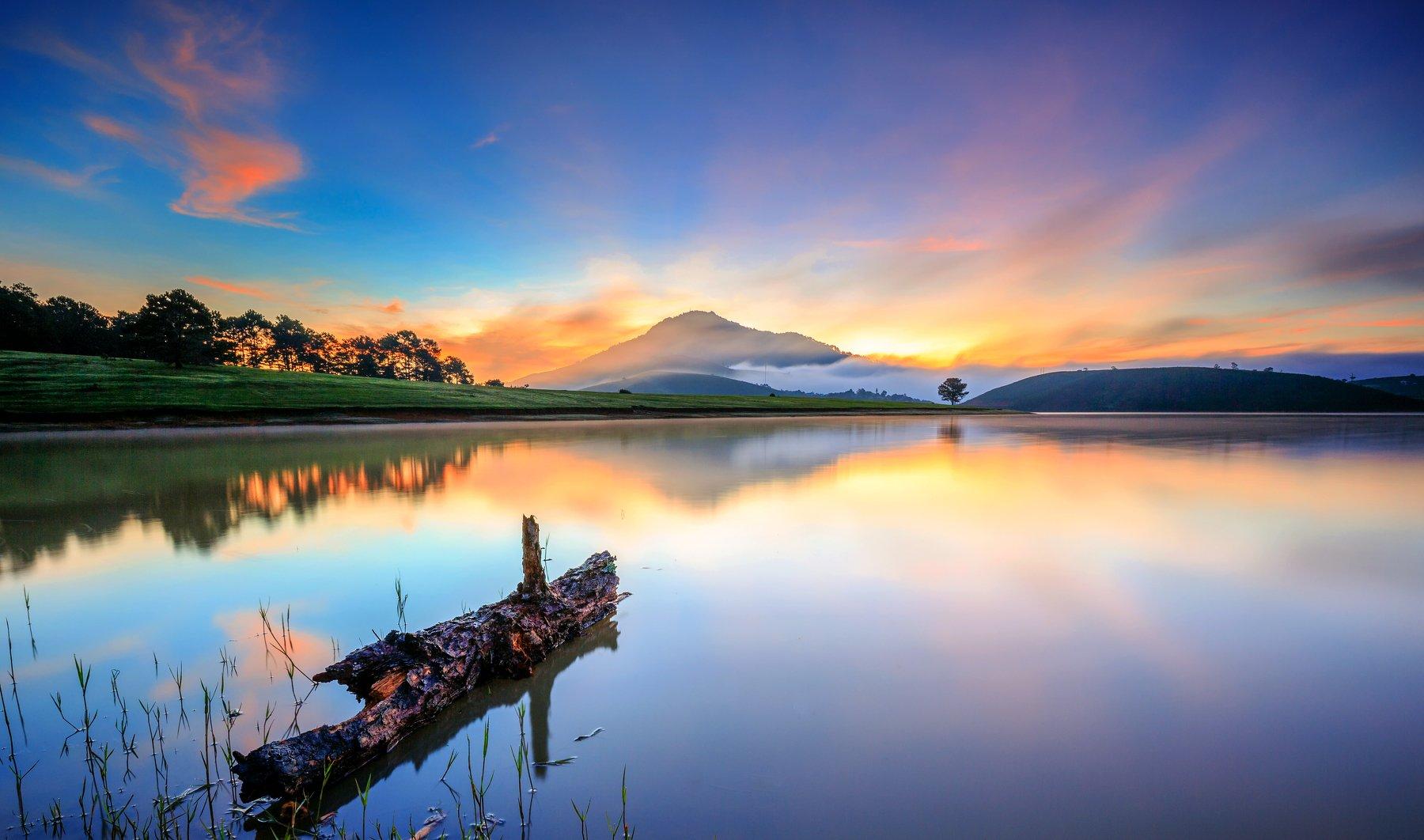 lake, Tuấn Nguyễn