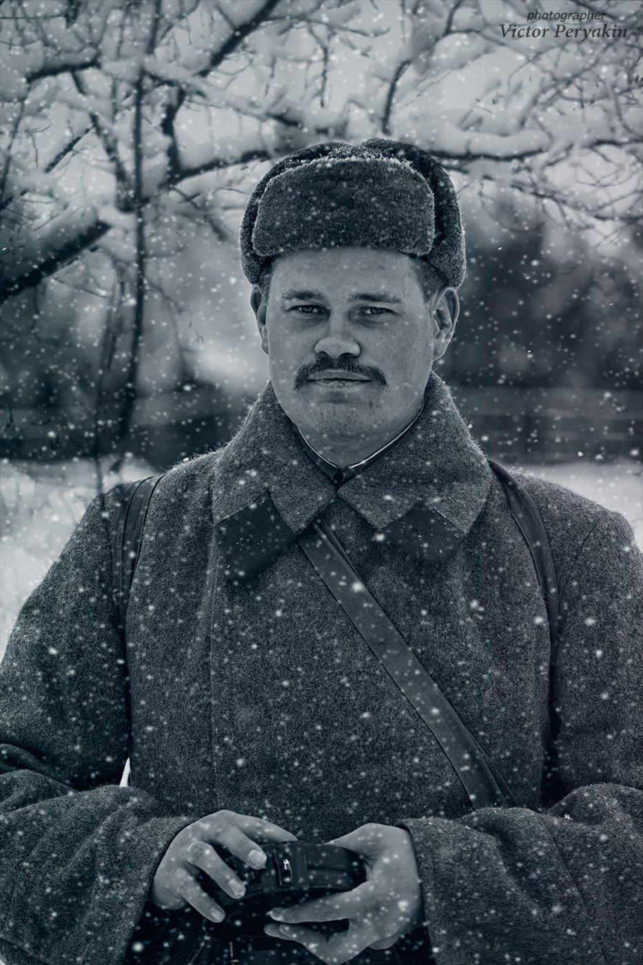 , Виктор Перякин