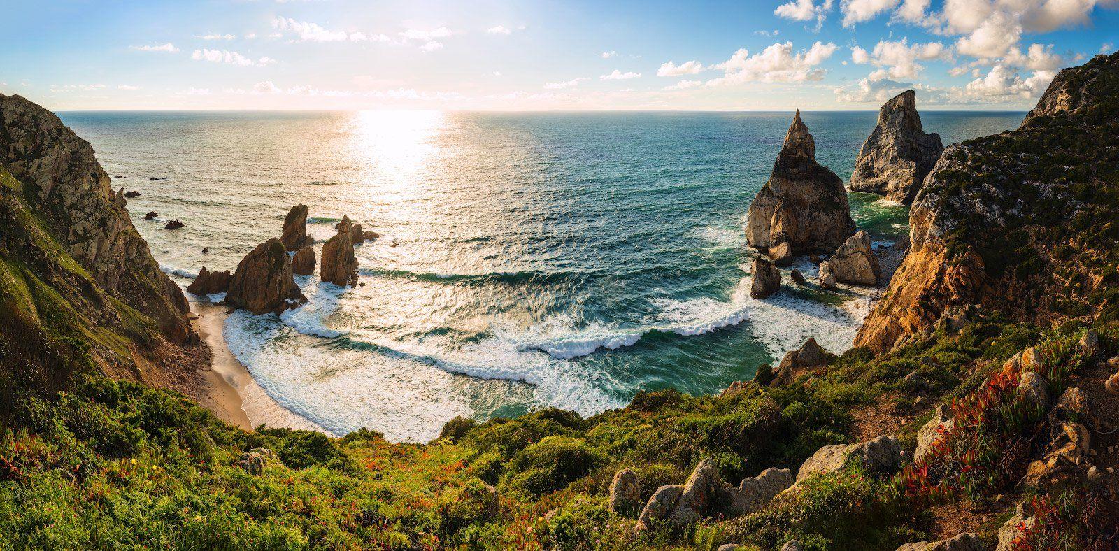 португалия, пляж, урса, Александр Константинов
