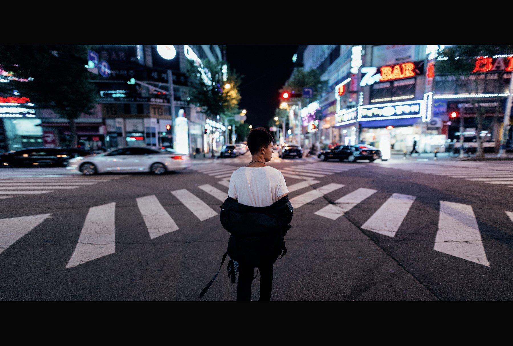 cinematic, киношно, корея, уличная, сьемка, фильм, movie, streetstyle, Бердник Дмитрий