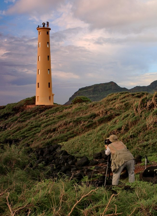 станко, пейзаж, маяк, фотография, коллега, Андрей Станко