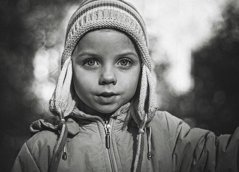 ребенок, чб, Артур Сарибекян