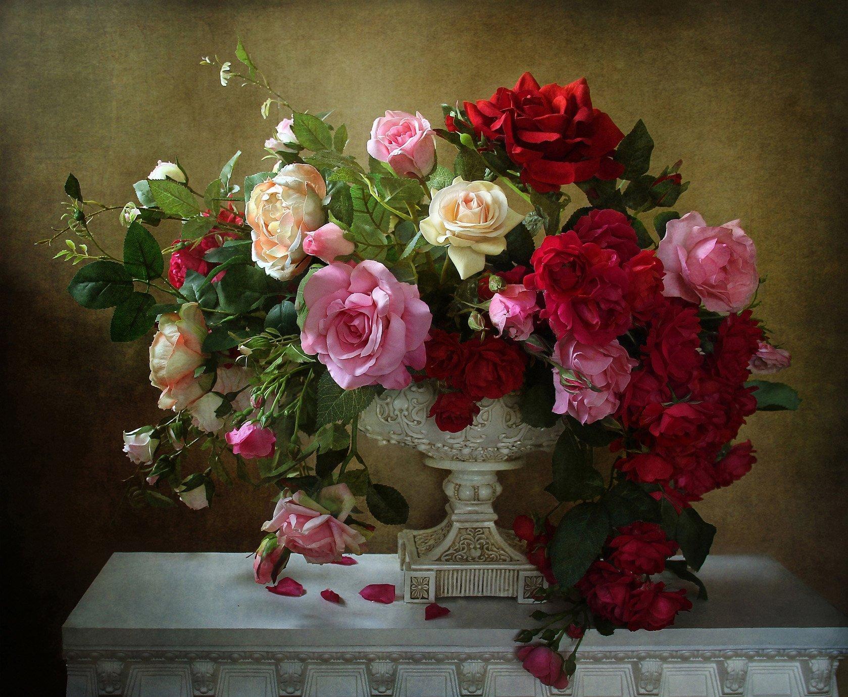 Ах, как прекрасен аромат цветов