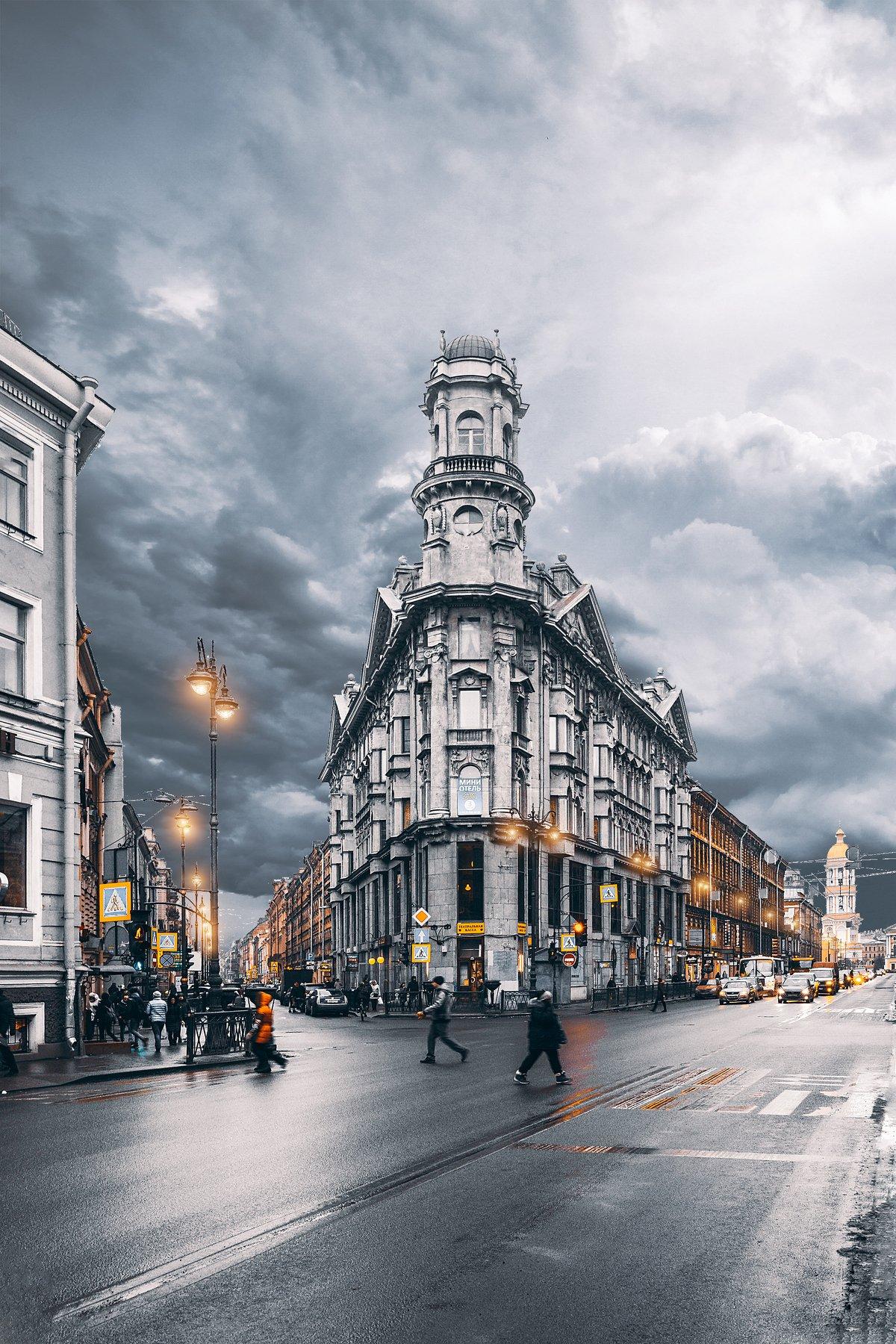 #snow, #winter, #city, #город, #зима, #снег, #спб, Andrei Mikhailov