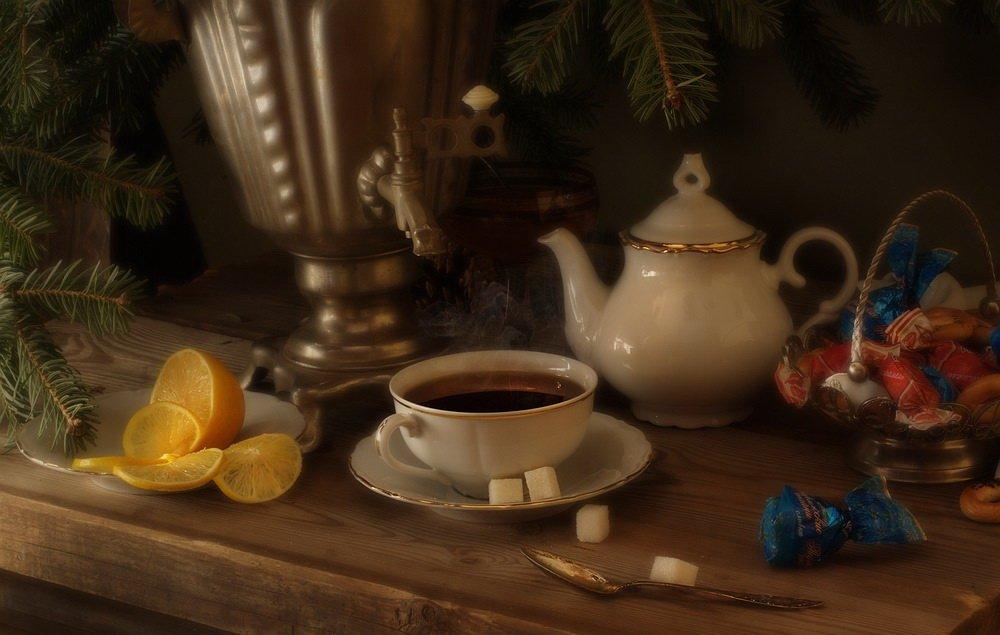 чай, Юля Медведева