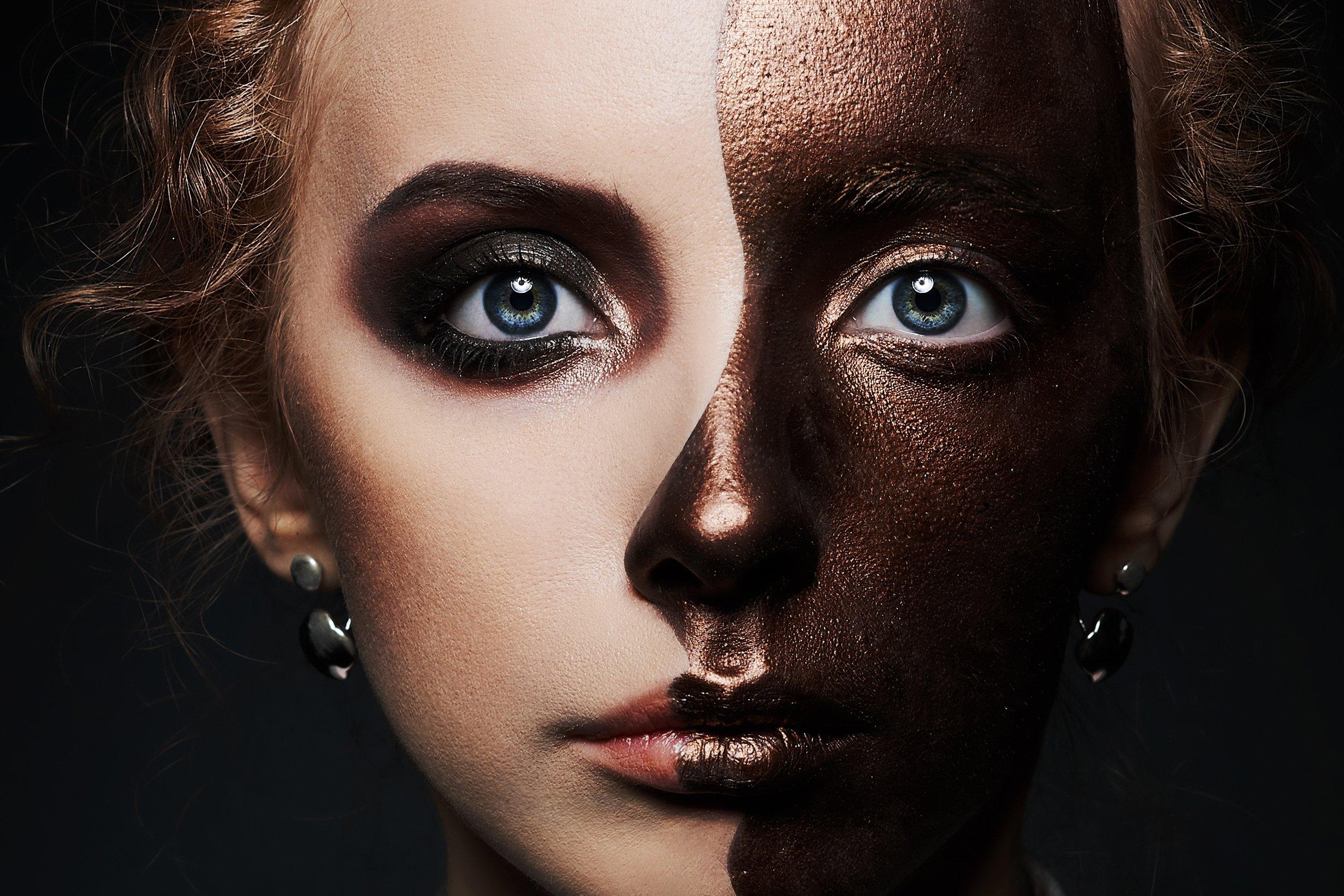 портрет, лицо, мода, красота, сиськи, модель, Рахимов Рустам