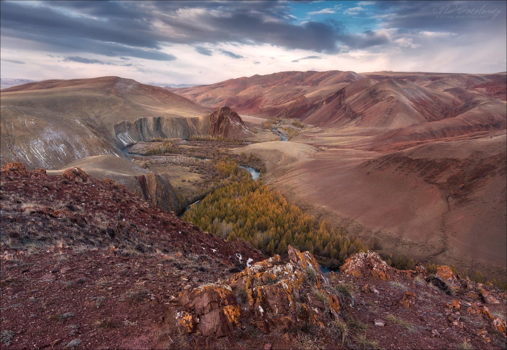 марс, curiosity, алтай, кокоря, осень, чуйская степь, кош-агач, кызыл-шин,кызыл-чин, Влад Соколовский