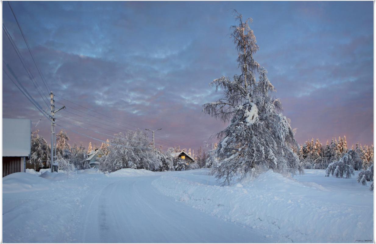 швеция, Lapland
