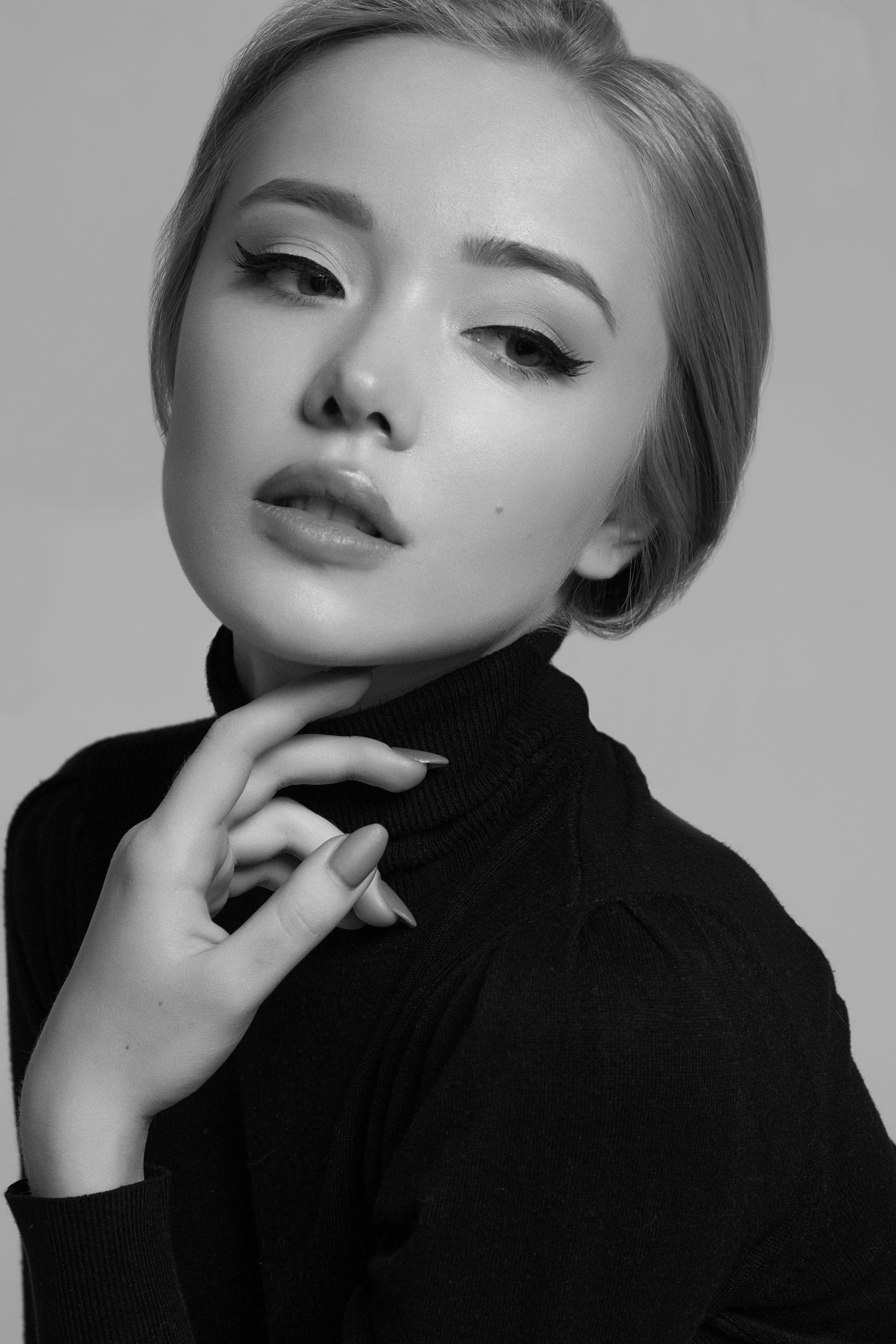 portrait , girl , портрет, Адиль Исаев