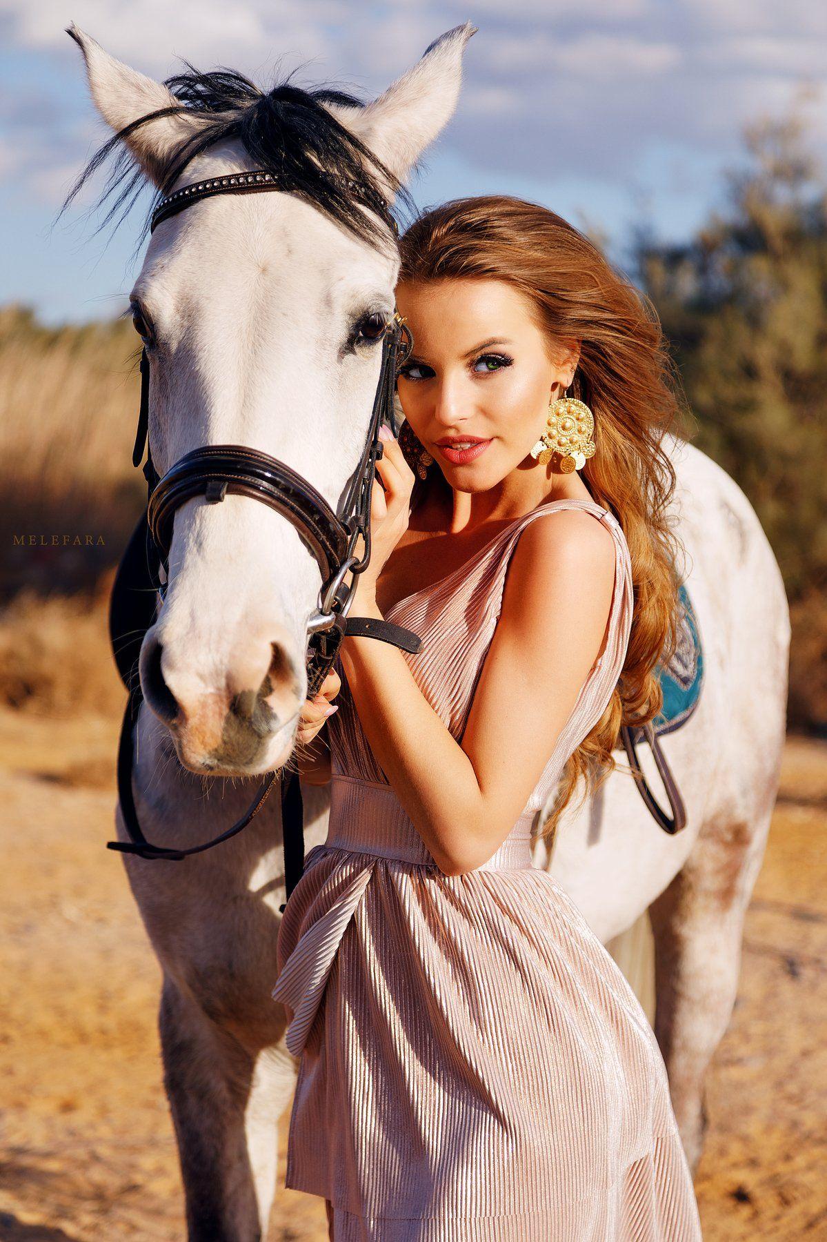 horse, лошадки , девушка, красотка , природа , жизнь, Сергей Мелефара