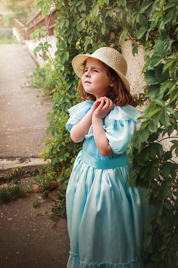 девочка весна , Ольга Артамонова