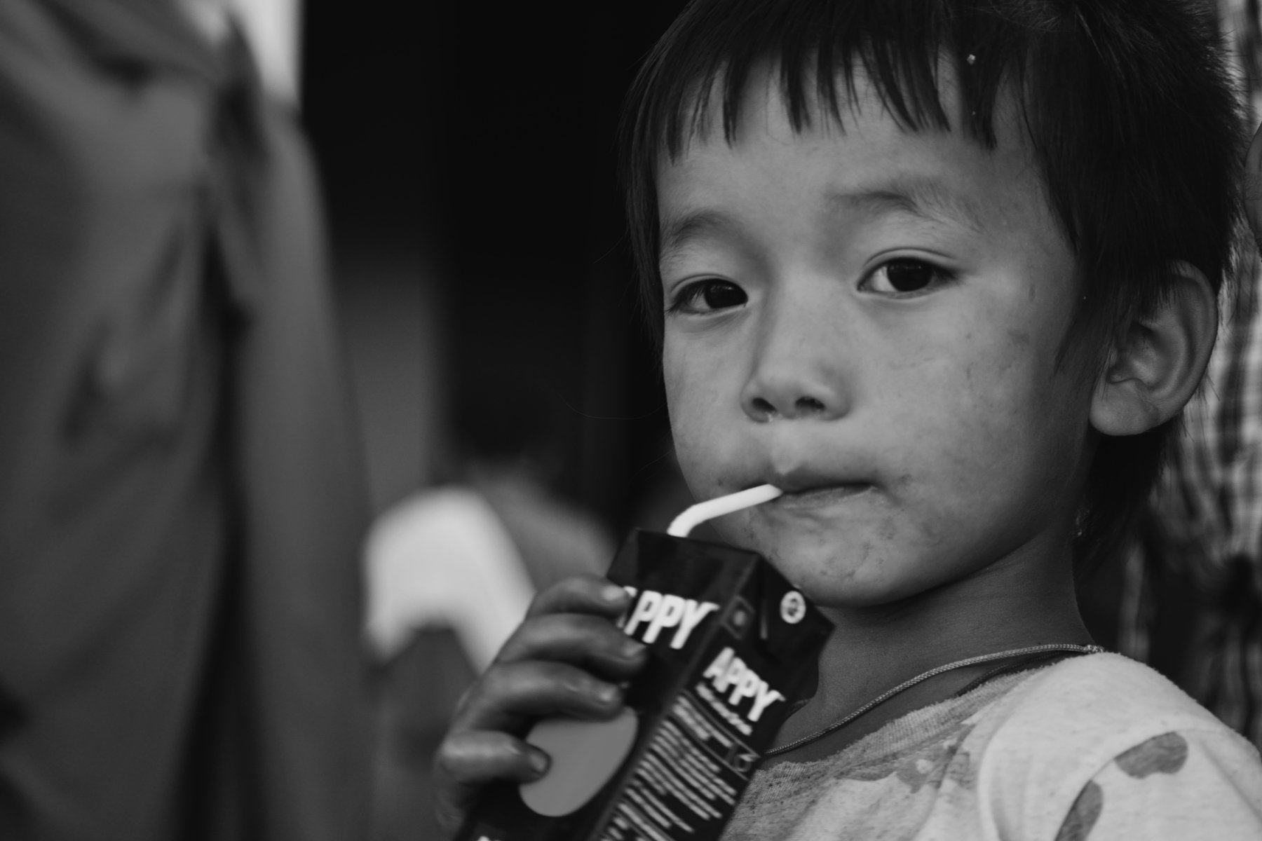 portraits, child portraits. black and white, Tushar Singh