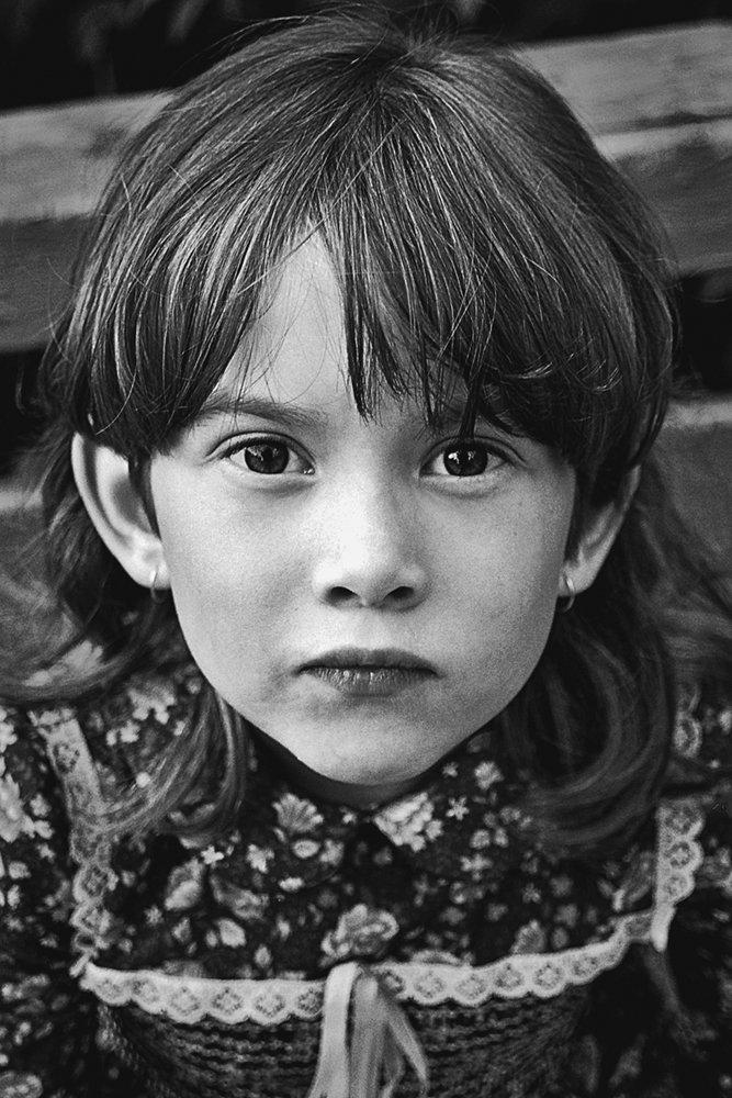 апатиты, портрет, взгляд, глаза, девушка, девочка, Николай Смоляк