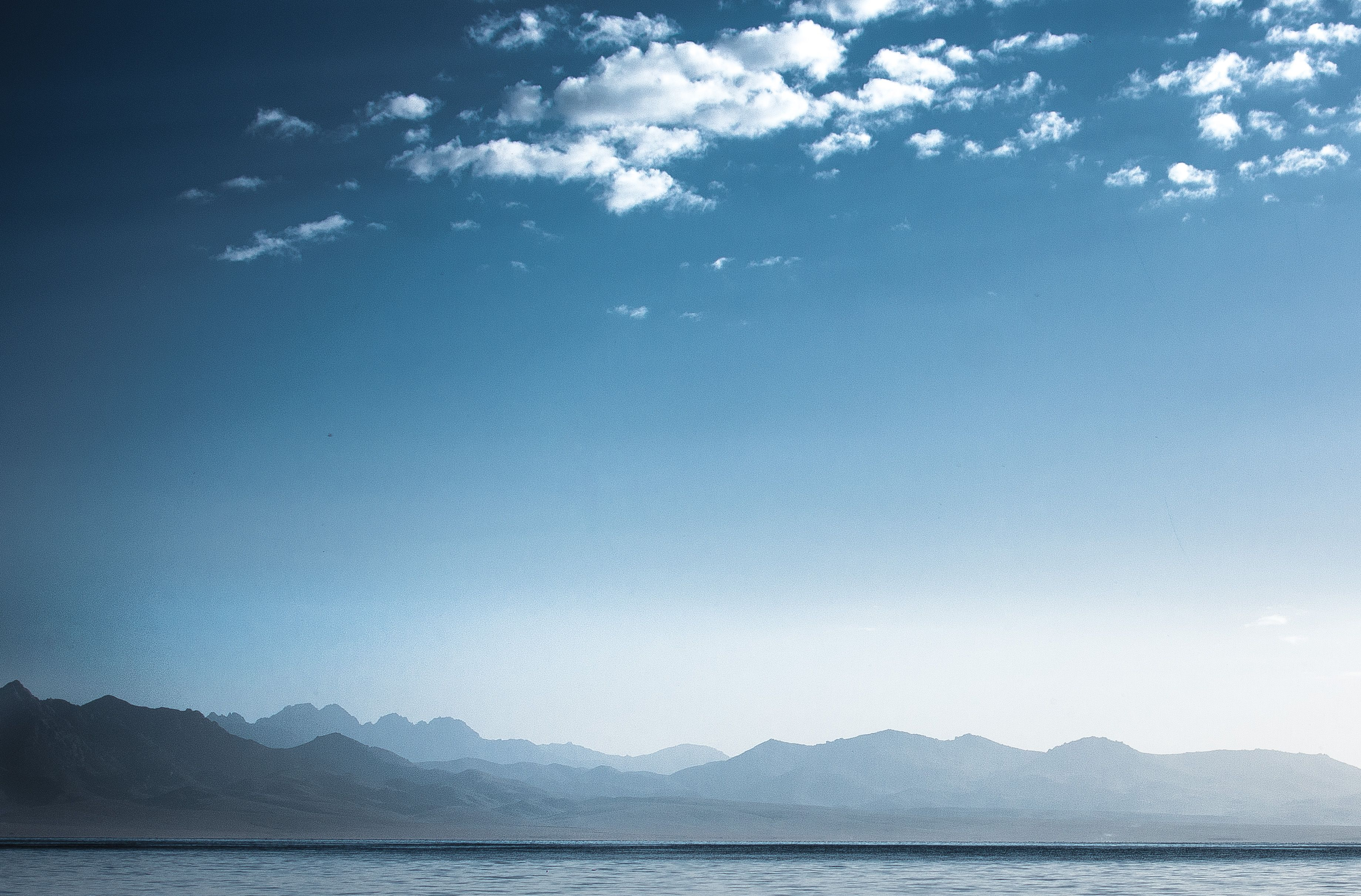 горы, рассвет, утро , озеро, природа, пейзаж, Василий