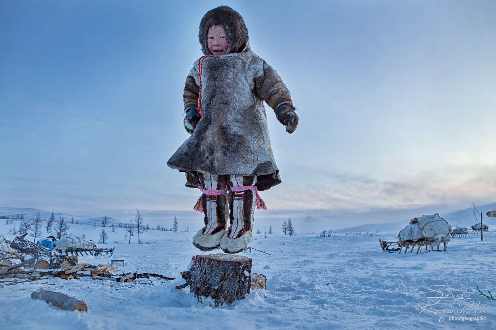 ямал, полярный урал, ненцы, Сергей Карпухин