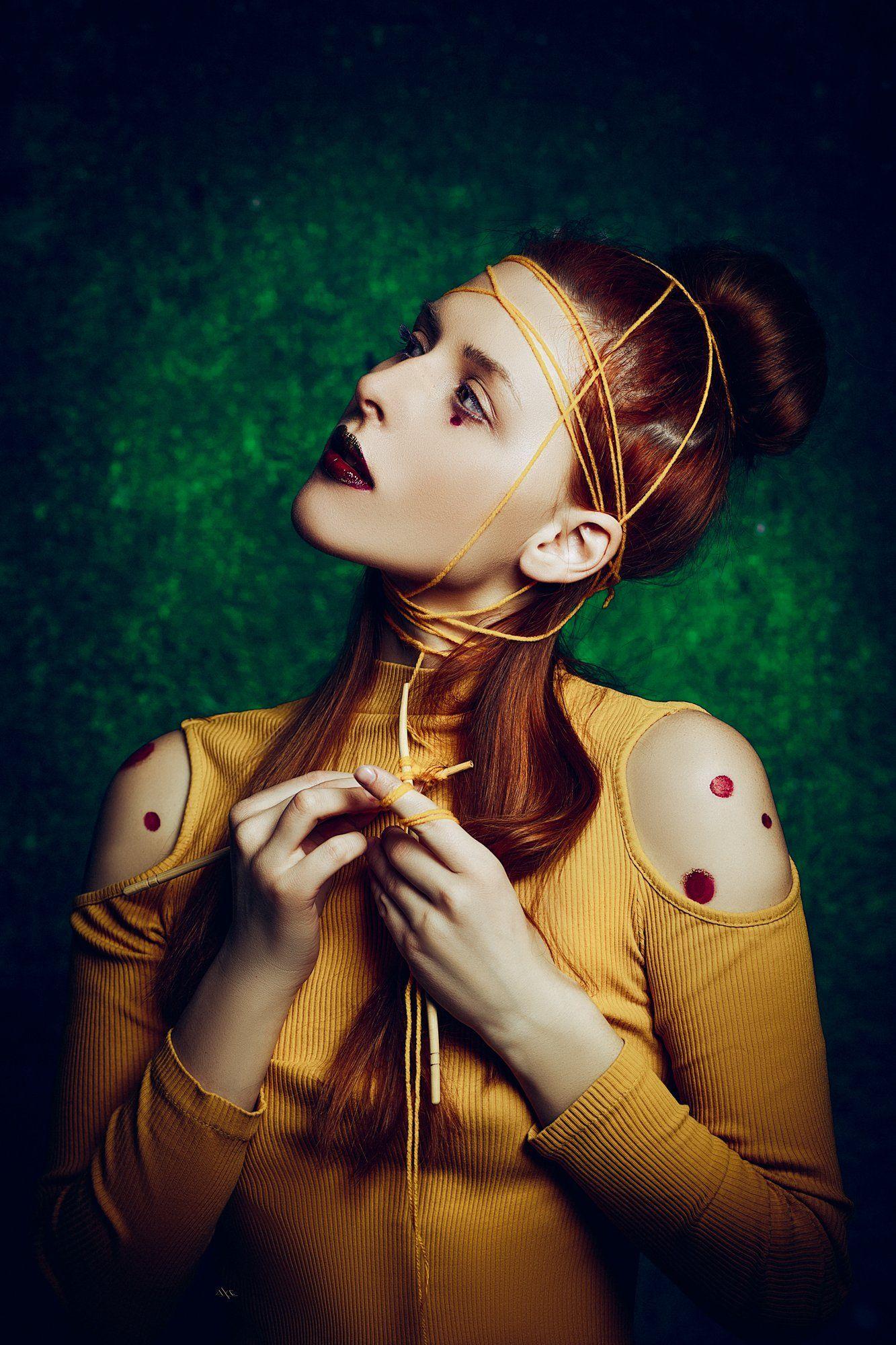 woman, fashion, art, studio, Руслан Болгов (Axe)
