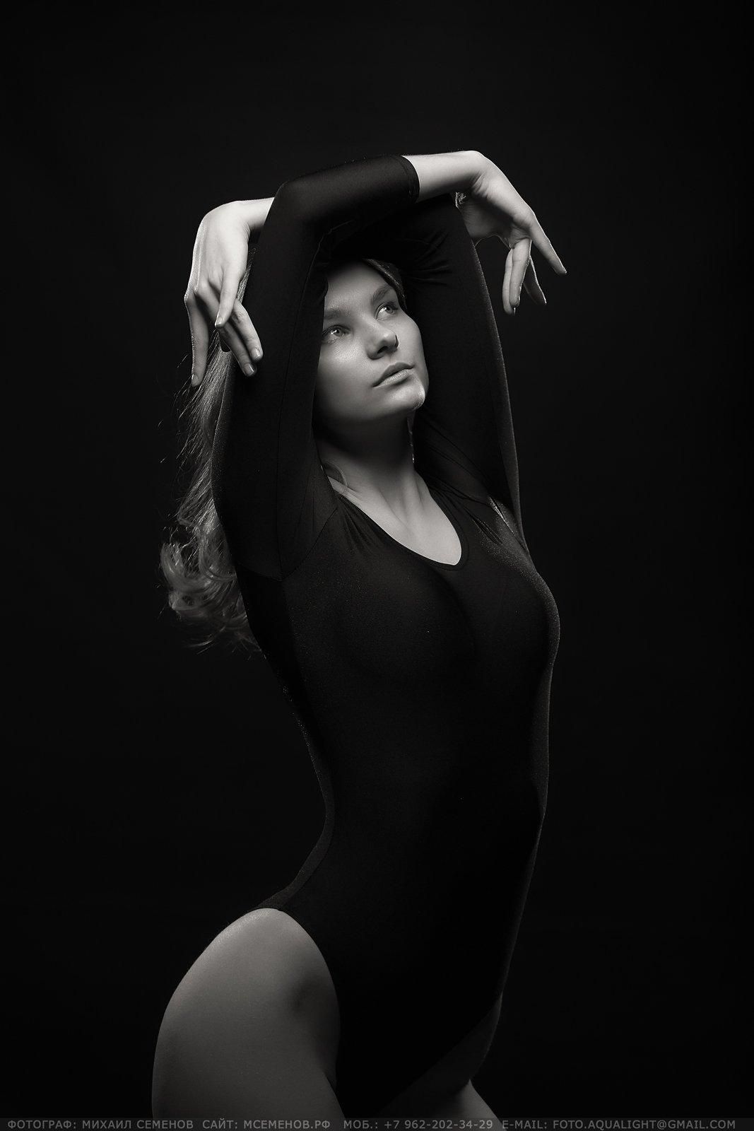 #михаилсеменов #фотографярославль #сертификат #подарок #аква #аквалайт #модель #красота #nu, Михаил Семенов