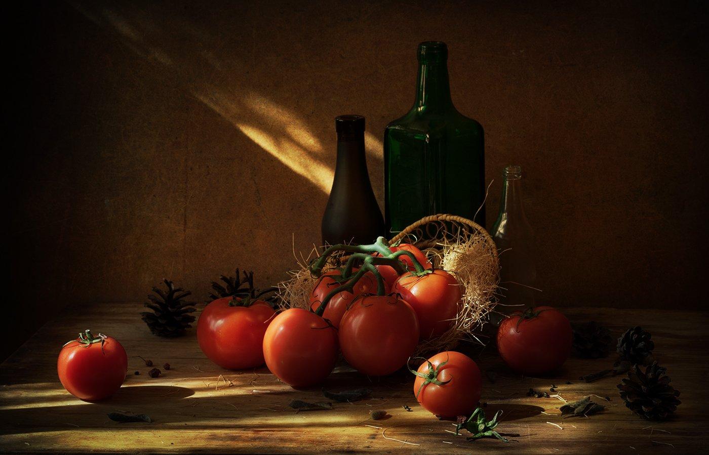 помидоры, Елена Рубинская