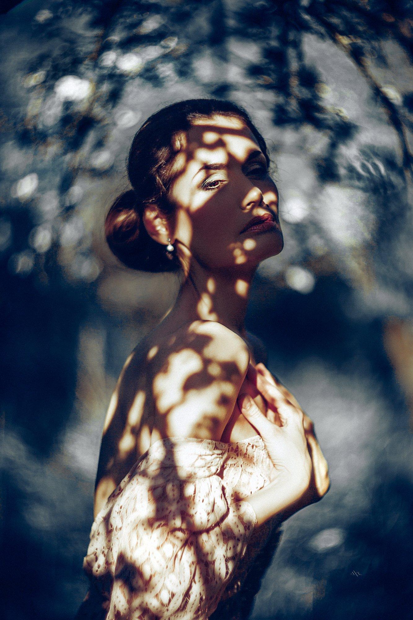 portrait, natural light, dress, beauty, bokeh, Руслан Болгов (Axe)