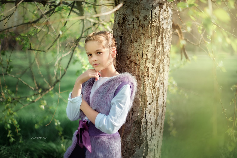 girl, portrait, девочка, портрет, весна, spring, Юлия Сафонова