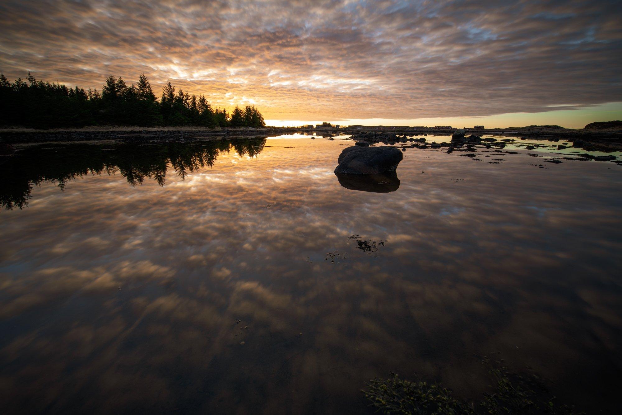 Sunset, Hustadvika, Norway, Nisi, Haida, Arnfinn Malmedal