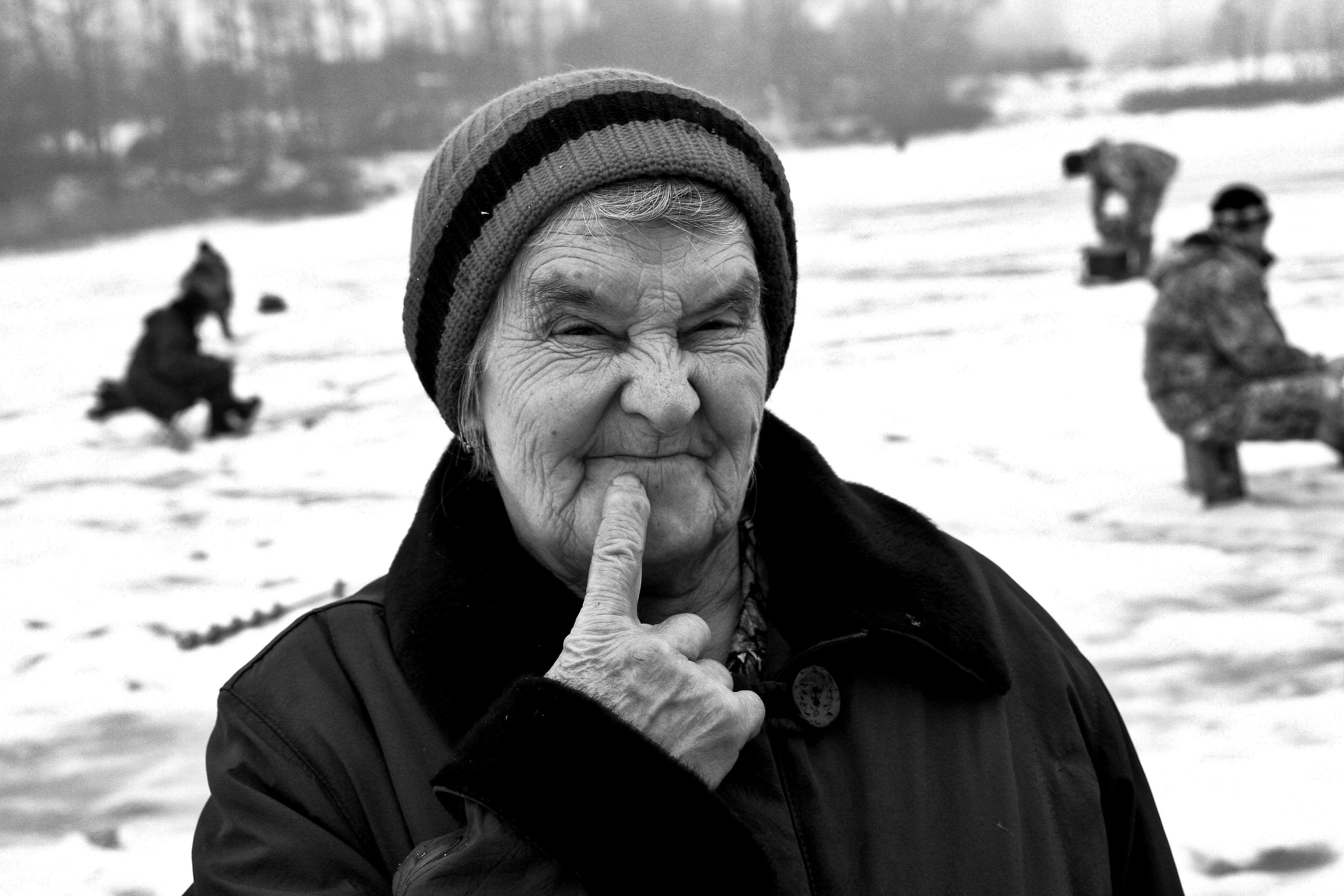 пожилые, Юрий  Храмутичев