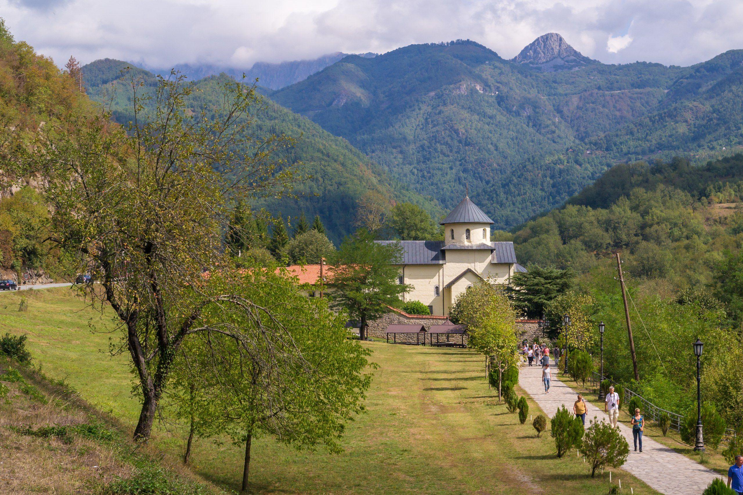 Черногория, Морача, монастырь, горы, montenegro, Мержанов Дима