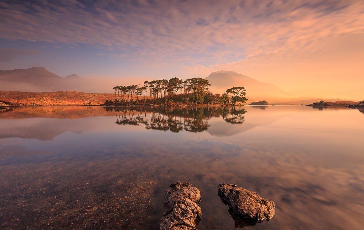 Connemara, Galway, Ireland, longexposure, sunrise, senset, Ryszard Lomnicki