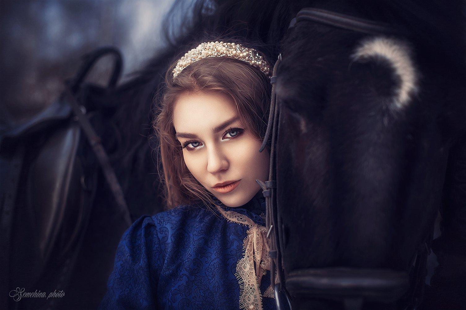 , Марина Семёхина