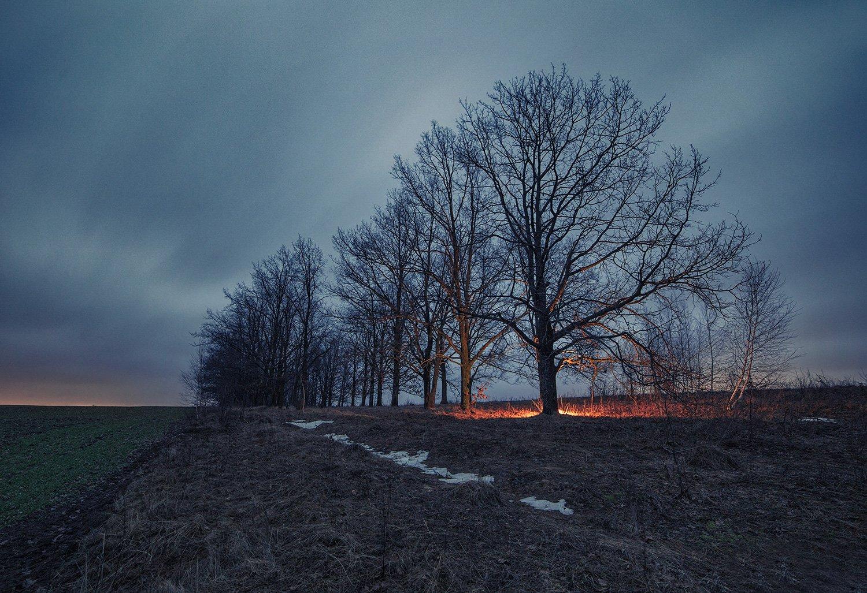 пейзаж, выдержка, samyang, Артемий Тузов