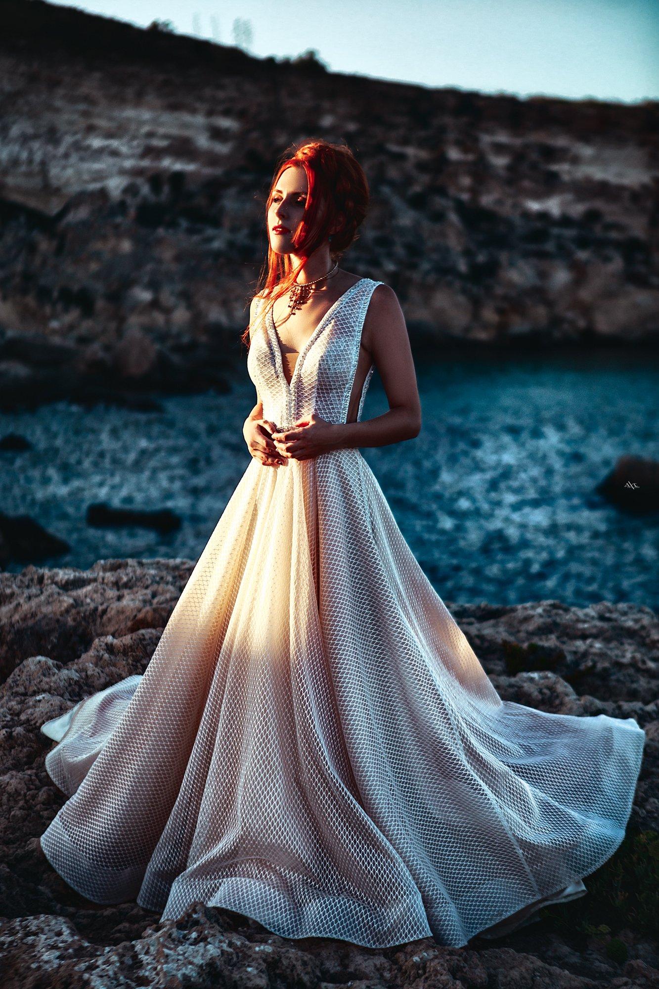 woman, art, portrait, fashion, beauty, wedding, dress, Руслан Болгов (Axe)