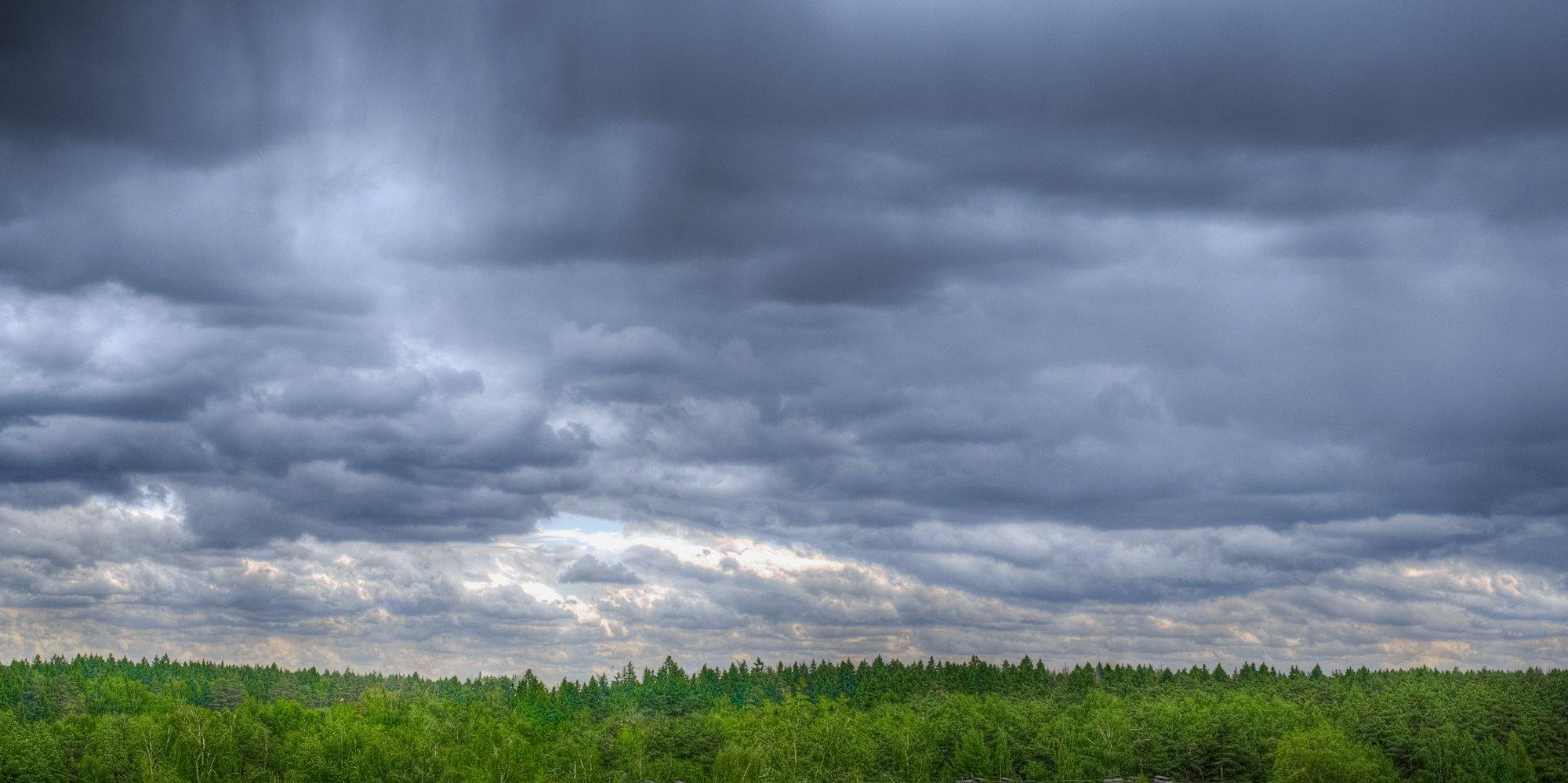 небо,гроза,перед дождем,облака, облако,доль,высота, Бухарев Сергей