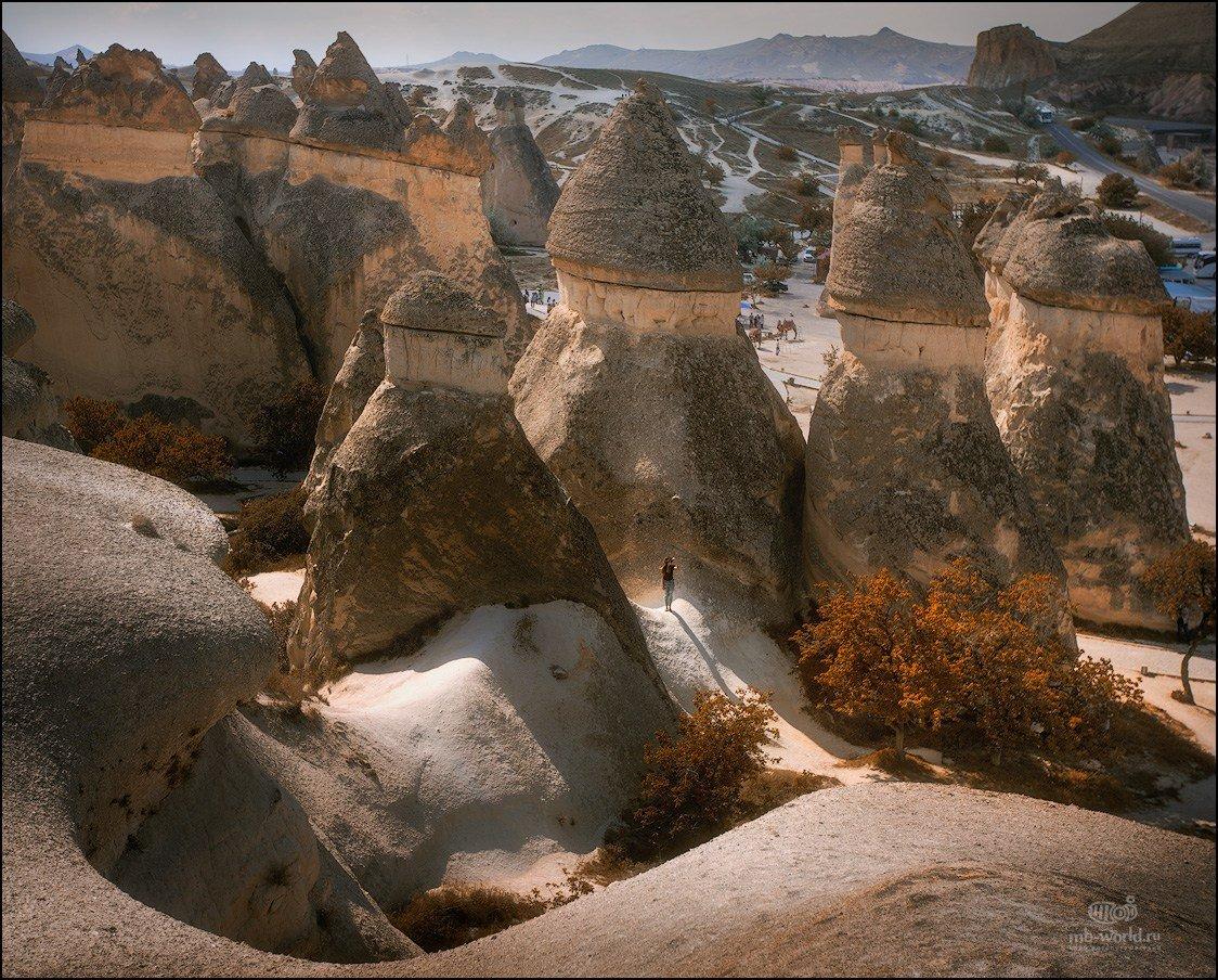 Турция, Каппадокия, фототур, фотопутешествие, пейзаж, Mikhail vorobyev
