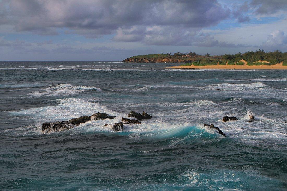 poipu, kauai, hawaii, Андрей Станко