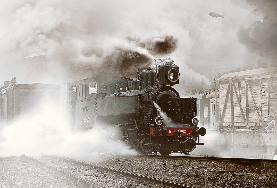 ь, мягкий знак, паровоз, тип 62, маневровый, локомотив, Boji